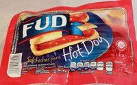 Fud Hot Dog - Product