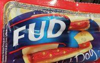 Fud Hot Dog - Ingredients