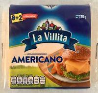 Queso Americano La Villita - Product - es