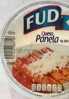 Queso Panela Fud - Ingredientes - es