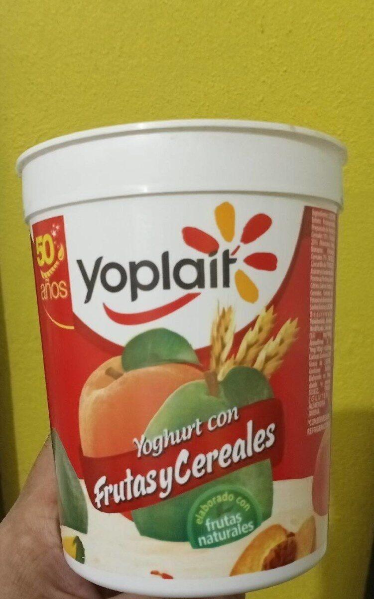 Yogurt - Prodotto - es