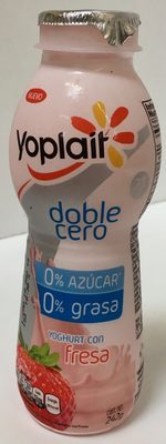 Yoplait Doble Cero - Product - es