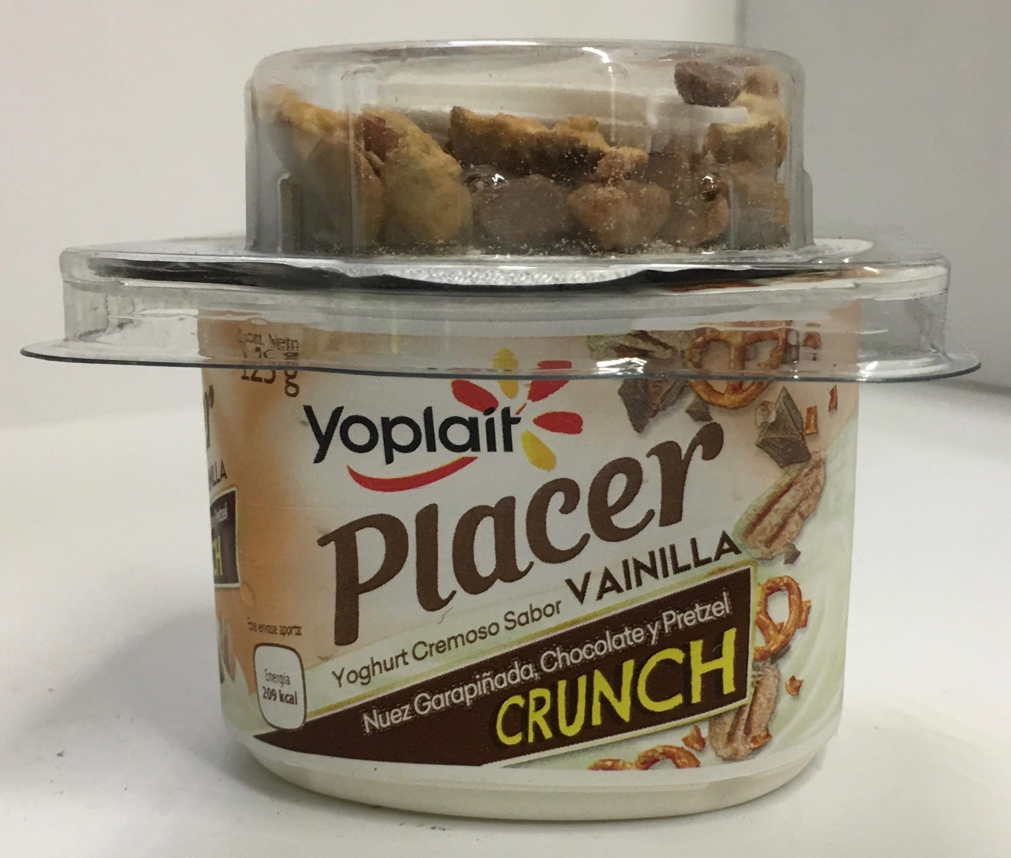 Yogur Placer Vainilla Yoplait - Product
