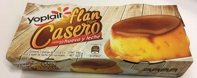 Flan Casero Yoplait - Product - es