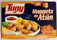 Nuggets de atún, Tuny, - Produit - es