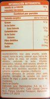Nuggets de atún, Tuny, - Informations nutritionnelles - es