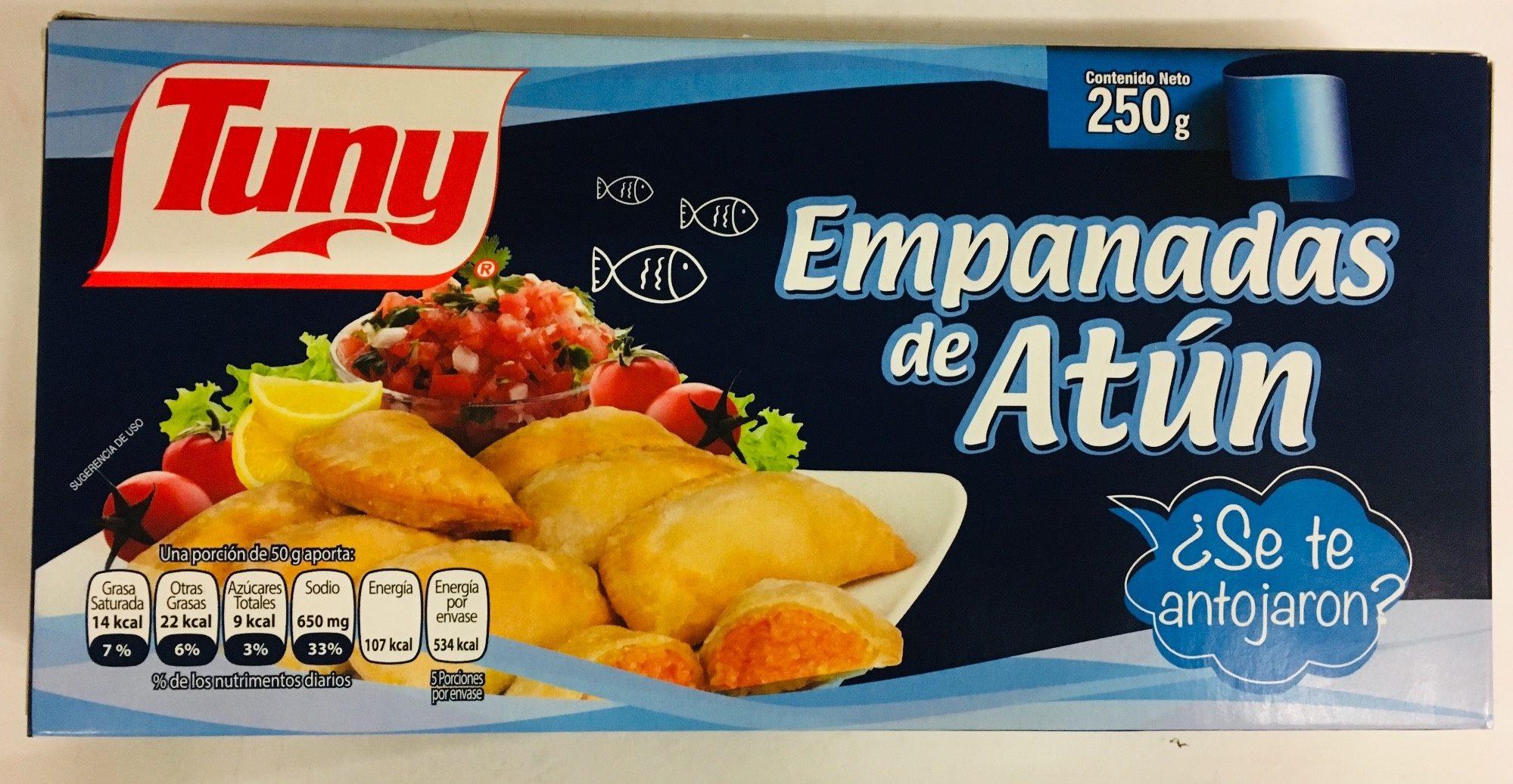 Empanadas de Atún, Tuny, - Produit - es