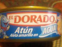 Atun en agua - Valori nutrizionali - es