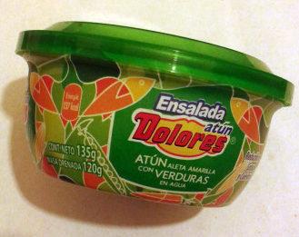 Ensalada atún Dolores - Product - es