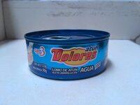 Lomo de atún aleta amarilla en agua - Producto - es