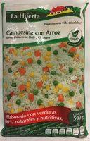CAMPESINA DE ARROZ - Product - es