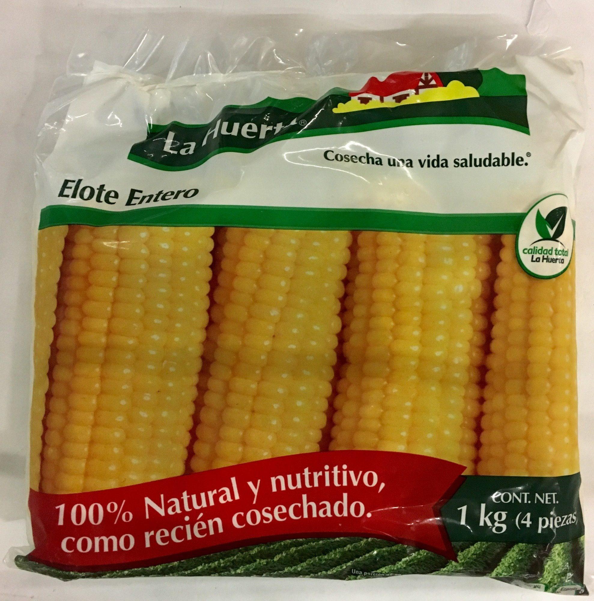 Elote Entero, La Huerta, - Product - es