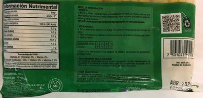Elote Entero, La Huerta, - Ingrediënten - es