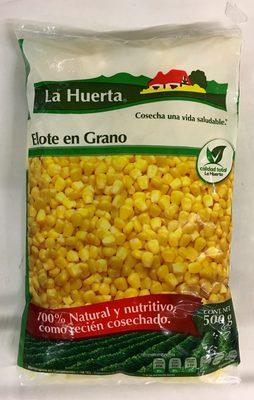 Elote en Grano, La Huerta, - Produit
