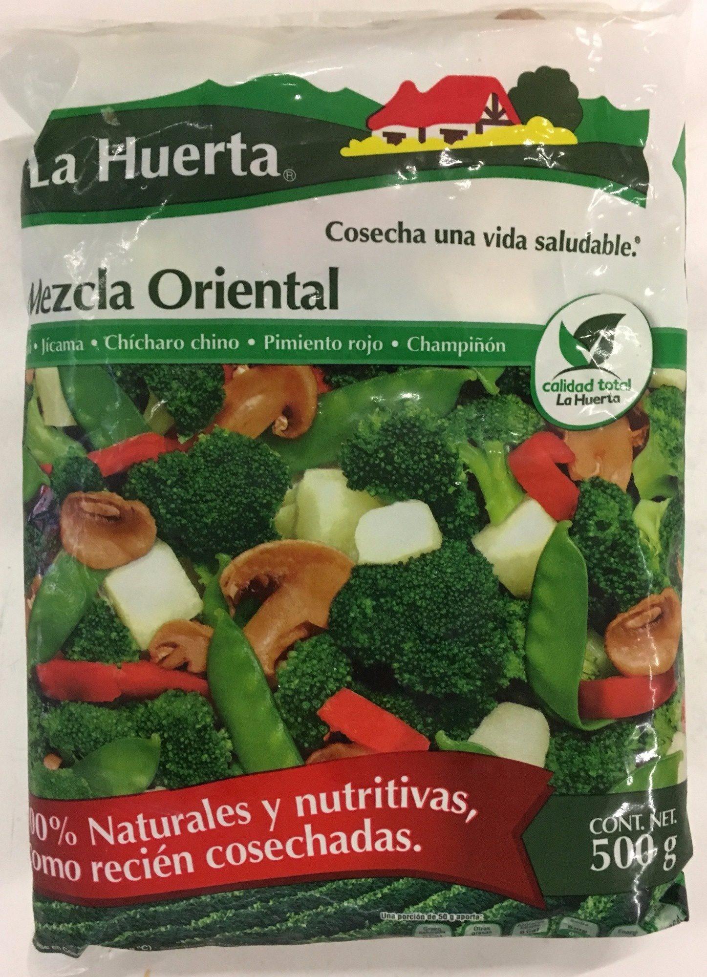 MEZCLA ORIENTAL - Product - es