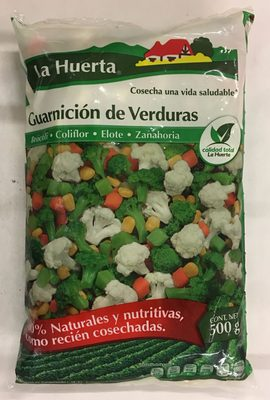 GUARNICION DE VERDURAS - Produit - es