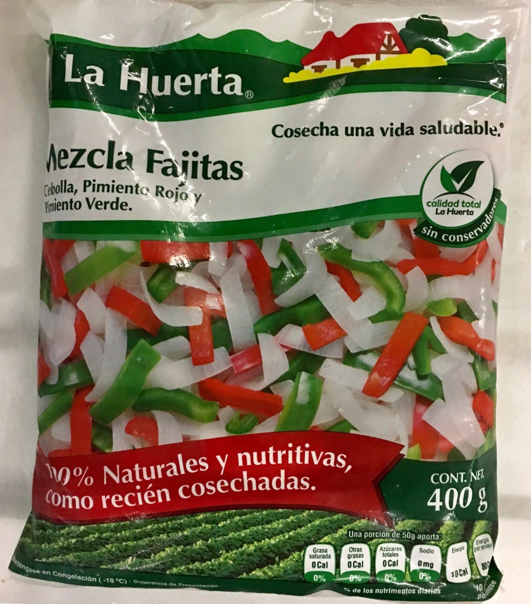 MEZCLA DE FAJITAS - Produit - es
