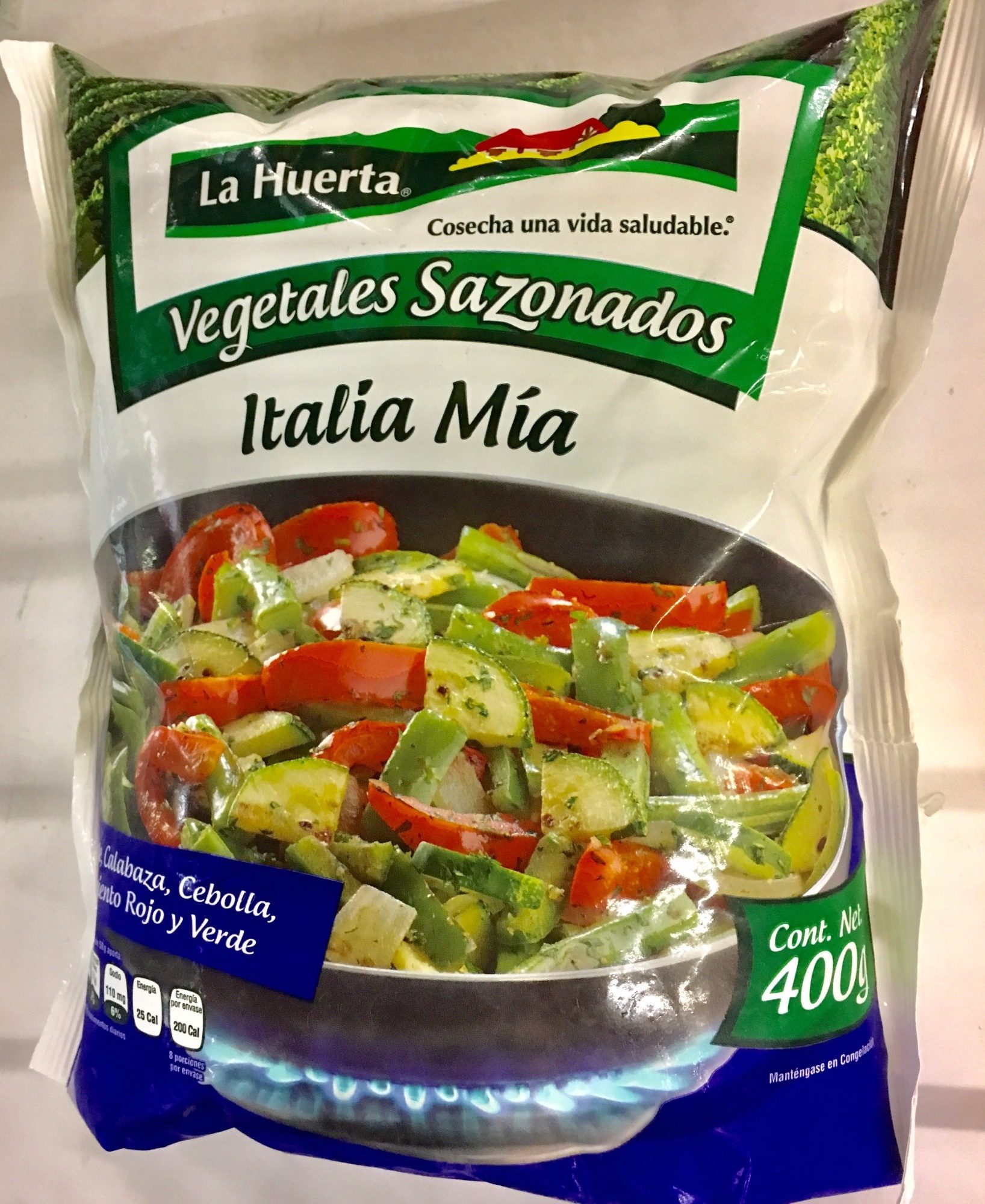 VEGETALES SAZONADOS - Produit - es