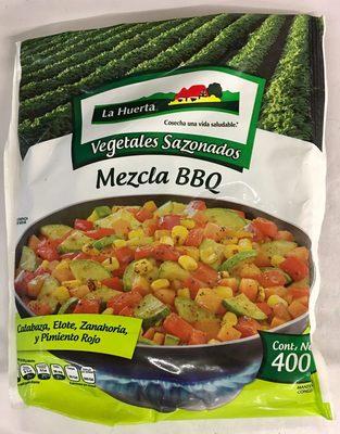 VEGETALES SAZONADOS BBQ - Produit - es