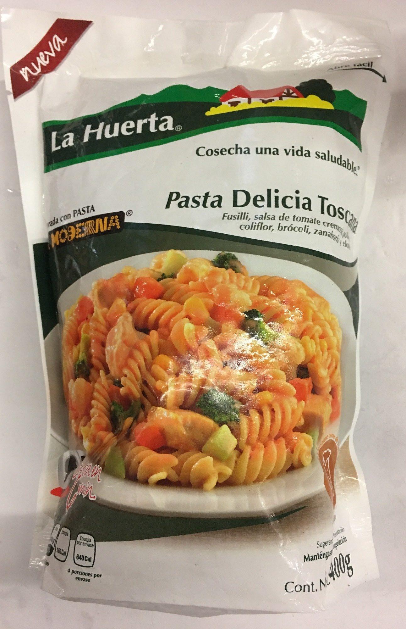 Pasta Delicia Toscana - Produit - es