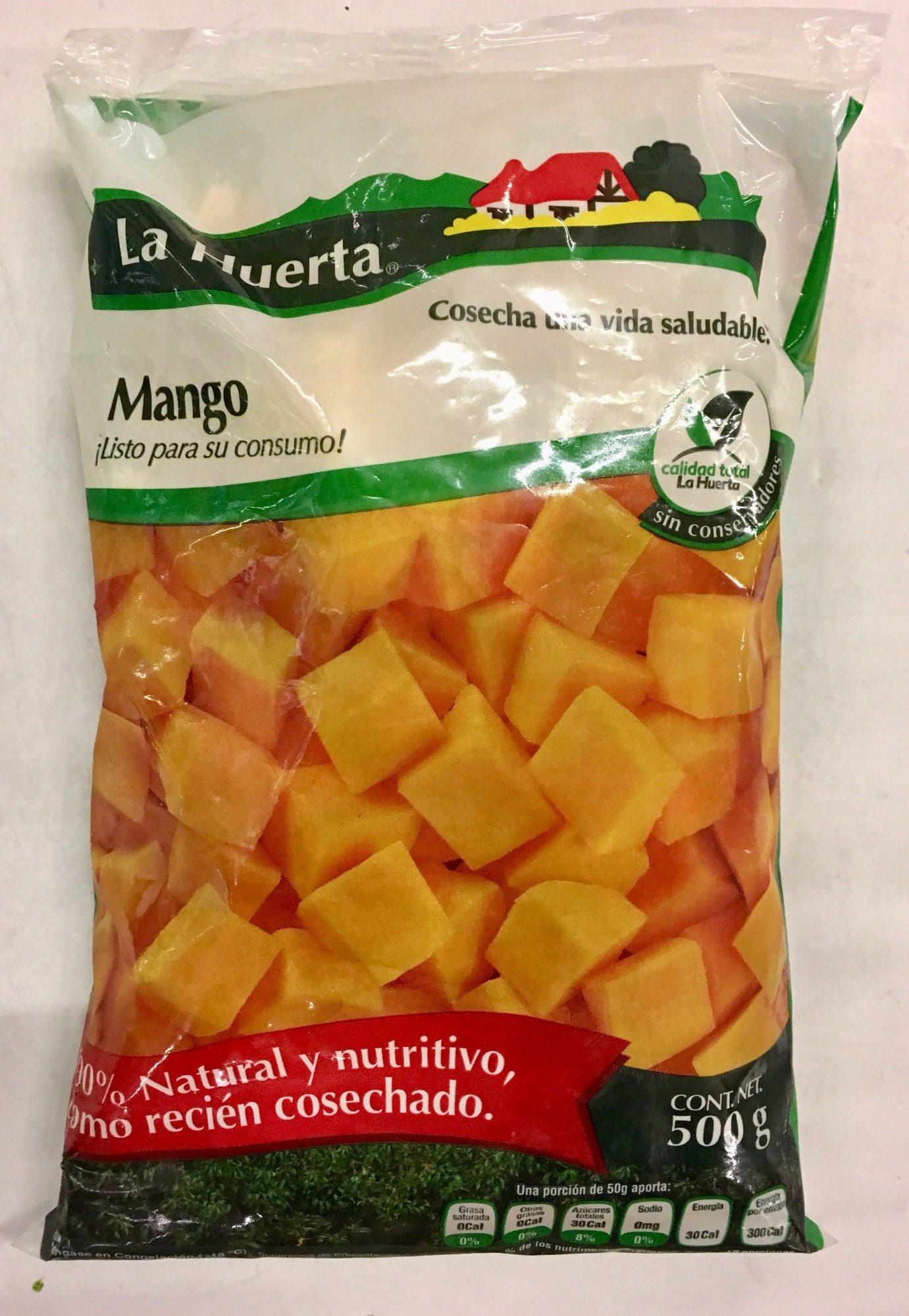 MANGO EN CUBOS - Produit - es