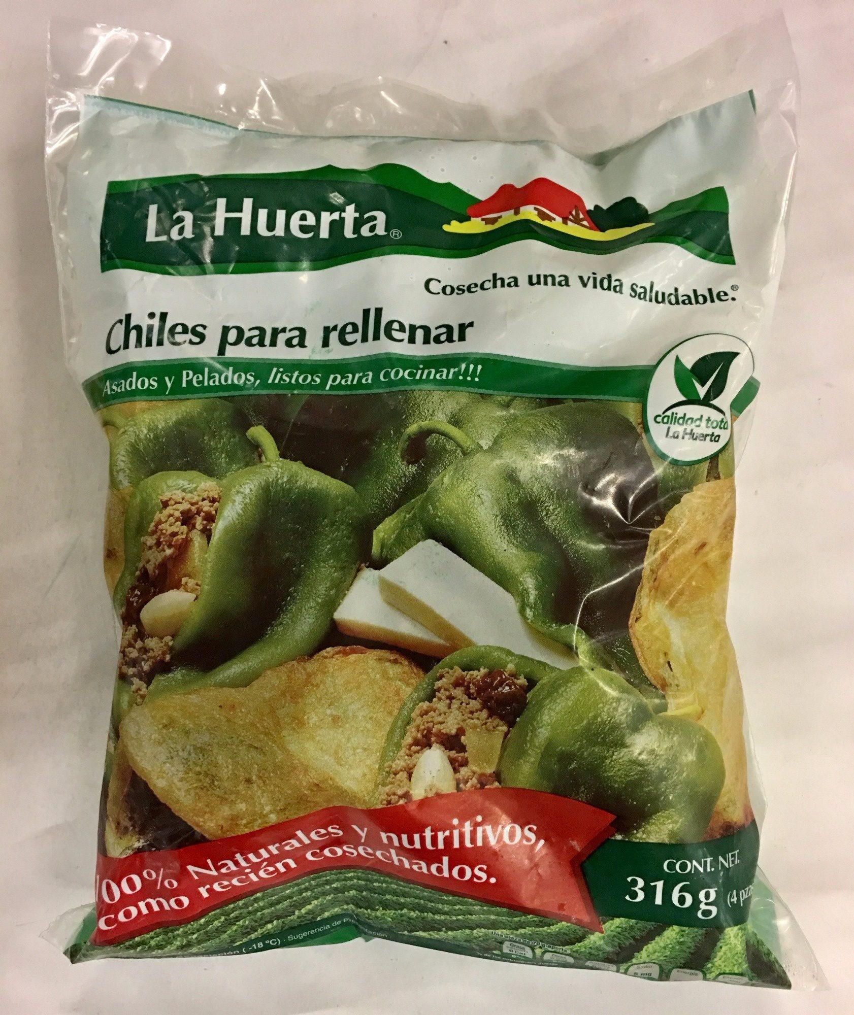 CHILES PARA RELLENAR - Product - es