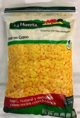 Elote en grano, La Huerta, - Produit - es