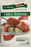 Chiles Rellenos - Produit - es