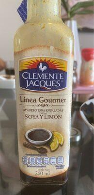 Aderezo soya y limon - Producto - es