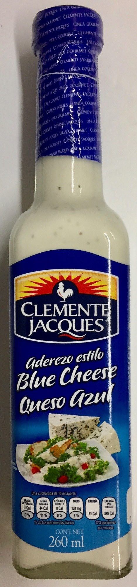ADEREZO BLUE CHEESE - Producto - es