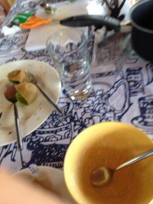 Salsa Verde Clemente Jacques 370ML Envàs De Vidre - Ingredients