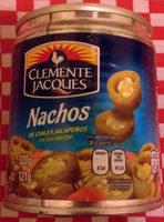 Nachos chiles jalapeños en escabeche - Product