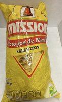 Totopos de maíz salados - Produit - es