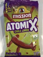 Atomix chile limon - Producto - es