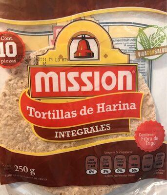 Tortillas de harina integrales - Producto - es
