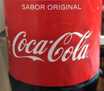 Coca-Cola sabor original - Produit - es
