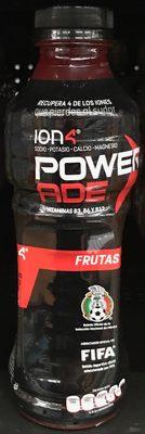 Powerade Ion 4 Frutas - 2