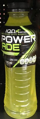 Powerade Ion 4 Lima-Limón - Product - es