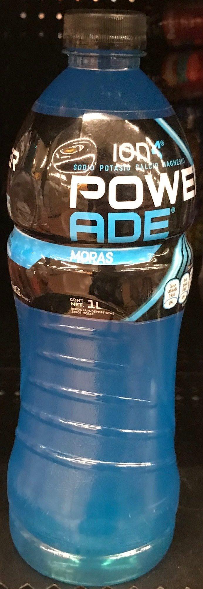 Powerade Moras - Produit - es