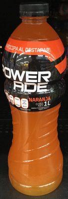 Powerade Naranja - Produit - es
