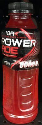 Powerade Ion 4 Ponche de Frutas - Product - es