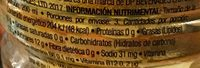 Té verde sabor mango y manzanilla - Voedingswaarden