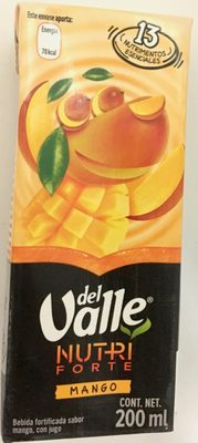 Del Valle Nutri forte Mango - Product