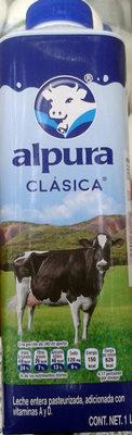 Leche Alpura clásica - Product - es