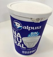 Yoghurt natural sin azúcar - Product - es