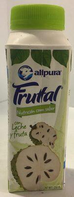 Leche Alpura frutal sabor guanábana - Producto - es
