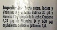 Alpura Selecta Deslactosada - Ingredienti - es