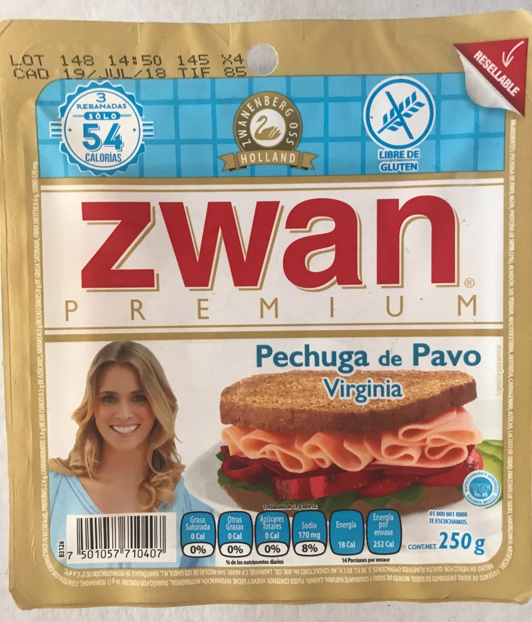 ZWAN Premium - Producto