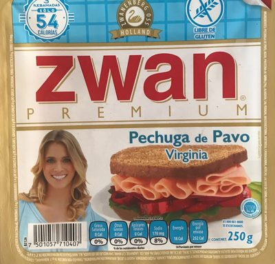 ZWAN Premium - Ingredientes - es