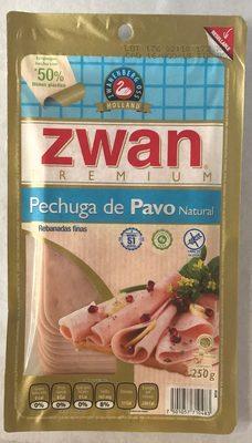 Pechuga de pavo natural Zwan - Product - es
